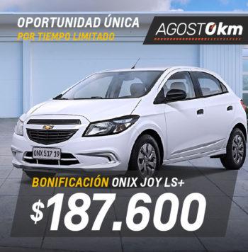 Chevrolet Onix Joy LS+